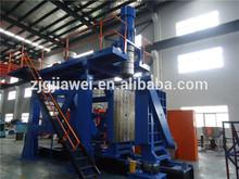 extrusion pvc blasformmaschine
