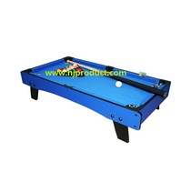 Retail Mini table top Pool table,mdf pool table for kids
