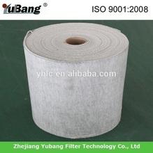 YUBANG polyester needle felt for air filter bag