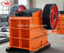 China PE series jaw crusher, stone crusher machine manufacturer WK