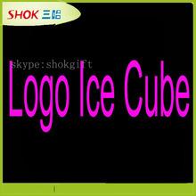 on/off switch flashing light LED ice cubes