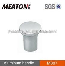 Polular kitchen cabinet pull handle aluminum furniture knobs