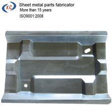 Custom computer case fabrication metal sheet stamping parts