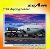 Alibaba express sea&air shipping company--air freight from dubai to lagos