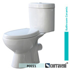 washroom set sanitaryware bathroom ceramic toilet closestool PO221