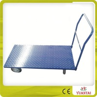 Plastic Pallet With Wheels PH4853