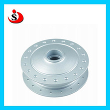 JS Professional production motorcycle Front drum wheel hub for CD70