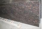 Tan Brown Granite Contertop,Low price natural granite bathroom vanity and granite countertop,