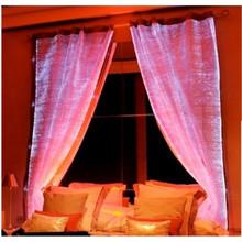 light emitting fabric white polka dot curtains dubai curtain fabric