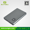 Compact and generous design, mobile phone battery charger 8800mah matches your devices perfectly!