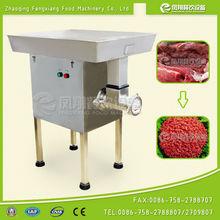 FK-432 pork mincing machine price, pork mincing machine supplier, pork mincing machine for sale (SKYPE: wulihuaflower)