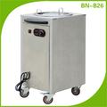 Cosbao piatto riscaldamento carrello dispenser/carrello da cucina( miliardi- b26)