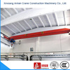 Industrial used crane 1ton Electric overhead crane with electric wire rope