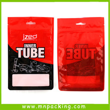 High Quality Custom Printed Hang Hole Zip Lock Vacuum Pouch For Food