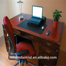 modern wooen sofa computer desk for two computers