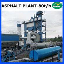 low cost asphalt batching plant--80t/h