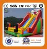 Inflatable funny slide,colorful slide,Inflatable Joker cartoon slide,inflatable slide,inflatable slip n slide,commercial inflata