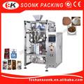 china fornecedor de pesagem de funcionamento automático de açúcar cubo de gelo máquina de embalagem