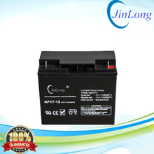 12v 17ah lead acid battery with good quality