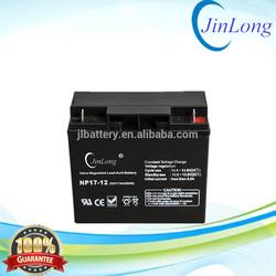 12v 17ah lead acid battery with good quality