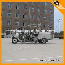 Route thermoplastique machine de marquage pour le béton routes dans de longues distances