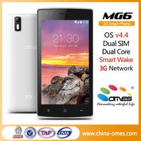 2014 china low cost 4GB smartphone Dual SIM MTK 6572 big screen 5.0 inch alibaba espanol mobile