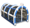 inflatable baseball batting cage sports game