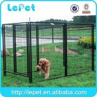 low price welded wire mesh outdoor metal dog run
