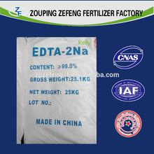 Factory price Ethylene Diamine Tetraacetic Acid Disodium Salt/EDTA