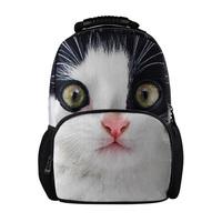 Cute Printed Soft Kids Daily basketball backpack