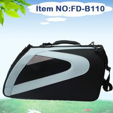 New design cardboard pet carrier/luxury pet bed /cat dog carrier bag