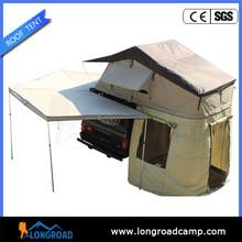 Easy folding Camper roof tent sleeping van