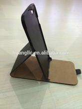 Luxury design genuine real leather Flip case for iPhone 6 iPhone 6 plus