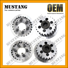 Three Wheel Clutch Hub 6/7 Plates with/without Steel