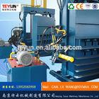 Y82 waste hydraulic automatic vertical baler plastic recycling machine