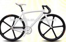 Chinese road bike hi-ten steel road racing bike fixed gear bikes for sale