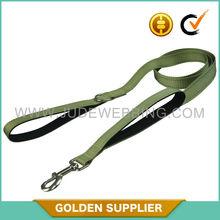 high quality nylon material nylon dog leash