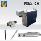 10W 20W 30W Raycus/IPG Fiber Laser Metal Pen Engraving Machine