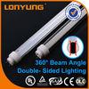 T10 double-side Energy saving light Certificate tube light frame led T8