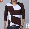 new custom design fashion high quality polo t shirt garment supplier