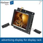 Flintstone 7 inch open frame screens tablet lcd tv transparent smart video display for advertising