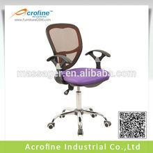 Acrofine comfortable mesh office chair mini executive chair wholesale