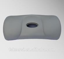 Long lifetime recycling EVA massage pillow