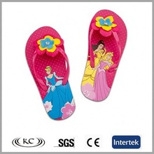 good price china red cute flip flops