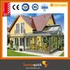 best seller sunrooms with laminated glass /aluminium sunrooms