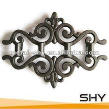 Modern Ornamental Cast Iron, Wrought iron Decorations
