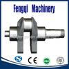 Fengqi manufacture high quality alloy steel crankshaft for Cummins/ISUZU