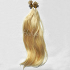 7A Quality Remy Hair Free Shedding Free U Tip Hair Extension
