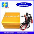 Nuovo design! Automatico identificare 12v 24v piombo acido della batteria intelligente caricabatteria display a led