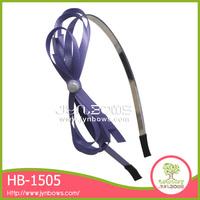 Women hair band plastic hair bands with teeth